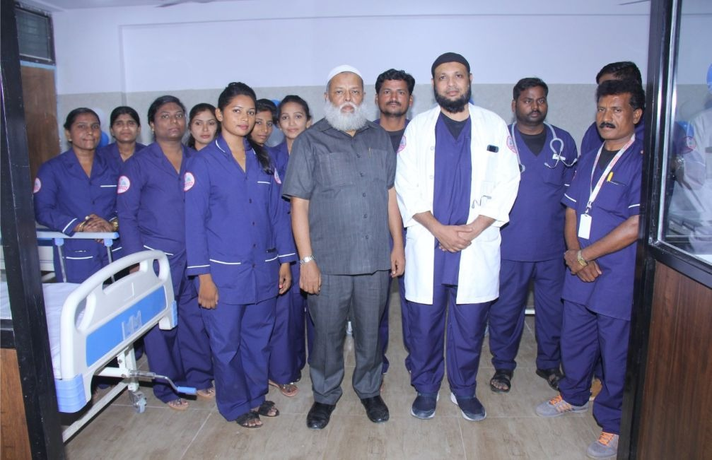 In Campus Hospital Inauguration