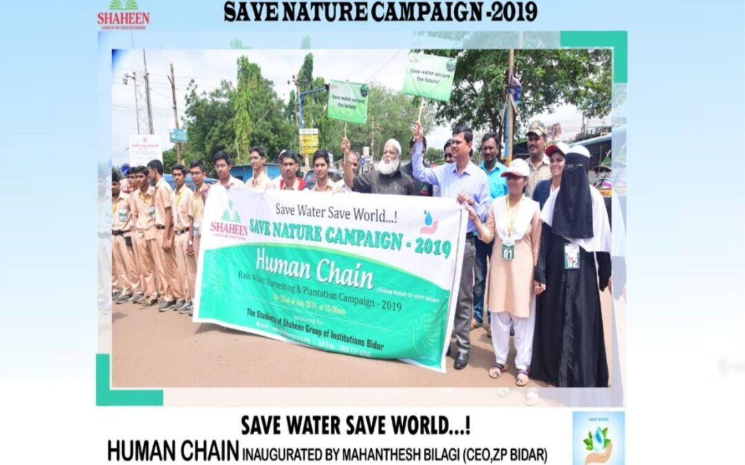 Save Water Campaign